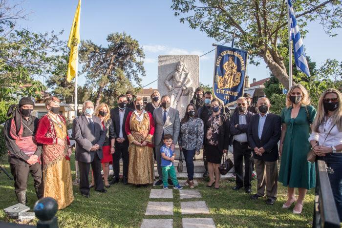 O δήμος Πυλαίας - Χορτιάτη τίμησε την 102η Επέτειο Μνήμης της Γενοκτονίας