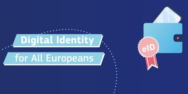 ευρωπαική ψηφιακή ταυτότητα