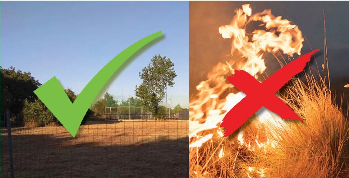 Οδηγίες κατά την αντιπυρική περίοδο - Δασικές Πυρκαγιές: Πρόληψη