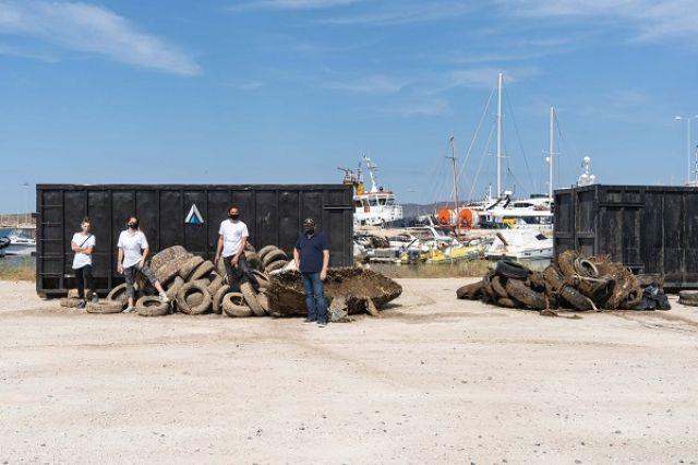 απορρίμματα λιμάνια