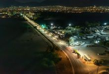 γκολφ γλυφαδας νυχτερινός φωτισμός