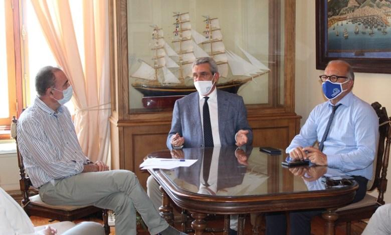 Δήμος Σύρου: Σε πολύ θετικό κλίμα η συνάντηση με τον Περιφερειάρχη Νοτίου Αιγαίου