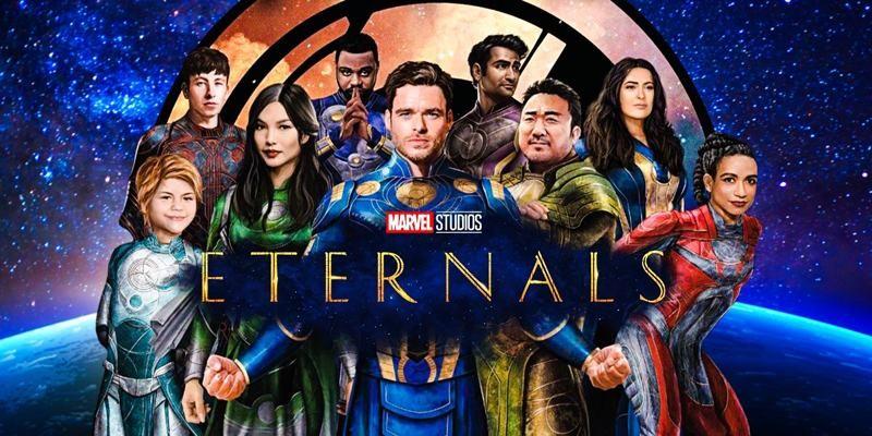 eternals τρέιλερ