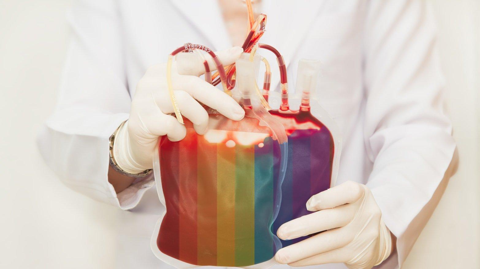 Ισραήλ αιμοδοσία γκέι μπάι