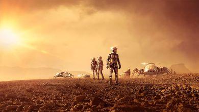 NASA εθελοντές Άρης