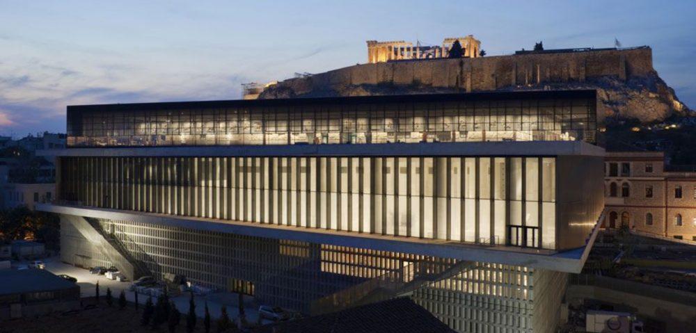 μουσείο ακρόπολης πανσέληνος αυγούστου