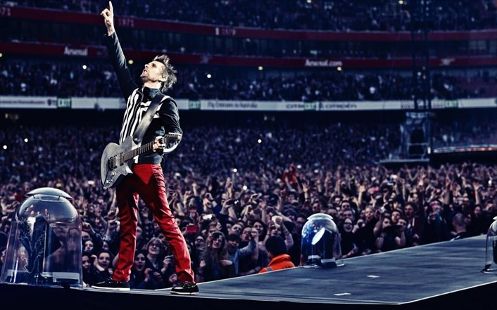 muse eject festival