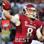 Tyler Wilson: Projecting Senior Year Stats Vs. Other Elite SEC QBs