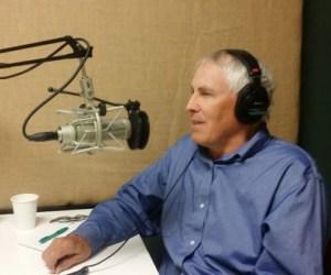 Composting expert John Barutt