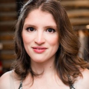 "Dr. Erica Saint Clair is presenter of the planetarium ""Kids' Shows"""