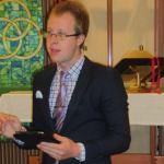 <i>Podcast: Who's On Bainbridge: Clergy on Bainbridge:</i> <br>Meet new Pastor Colin Cushman of Seabold United Methodist