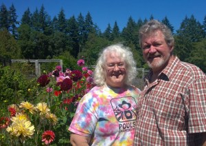 Vicky and John McGarrity of Heyday Farm Creamery