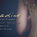 <i>Podcast: What's Up Bainbridge: </i><br>Lesser Known Players' Celadine at Rolling Bay Hall March 23-26