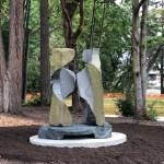 """<i>Podcast: Arts and Artists on Bainbridge: </i><br>""""Something New"""" Public Art to be unveiled July 6"""