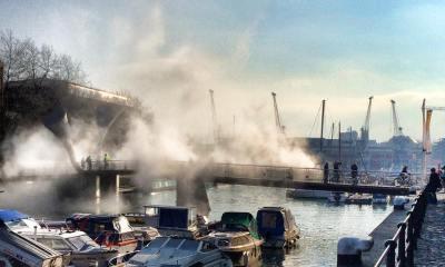 Bristol Fog Bridge