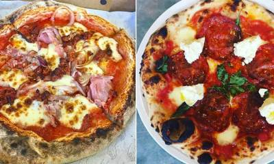 bristol pizza joints