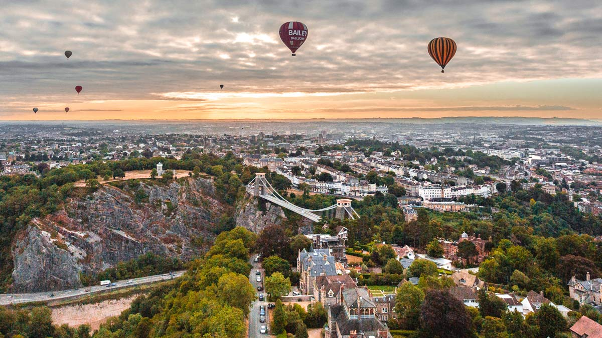 500 things to do in bristol