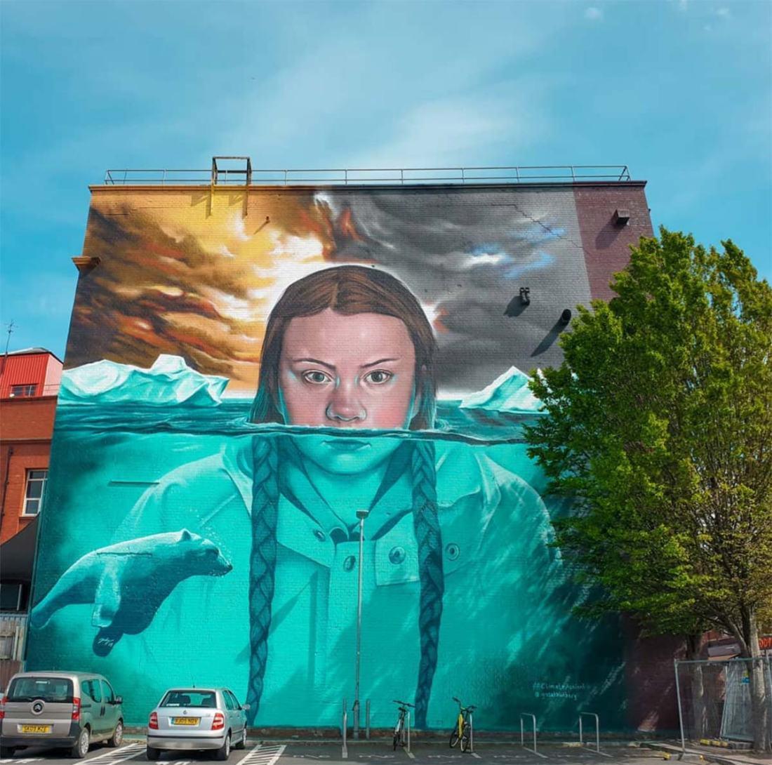 greta street art sam gillies bristol