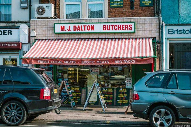 M J Dalton Butchers