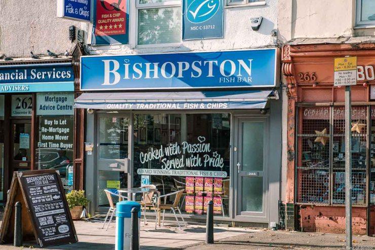bishopston fish bar