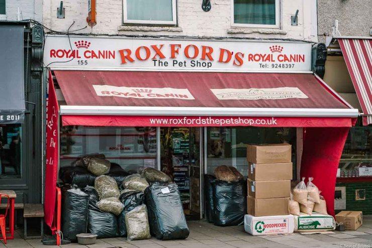roxfords pet shop