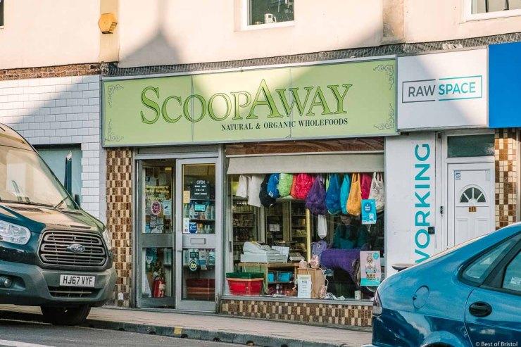 scoop away gloucester road