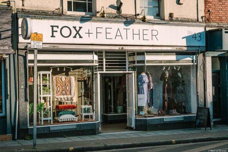 Fox + Feather