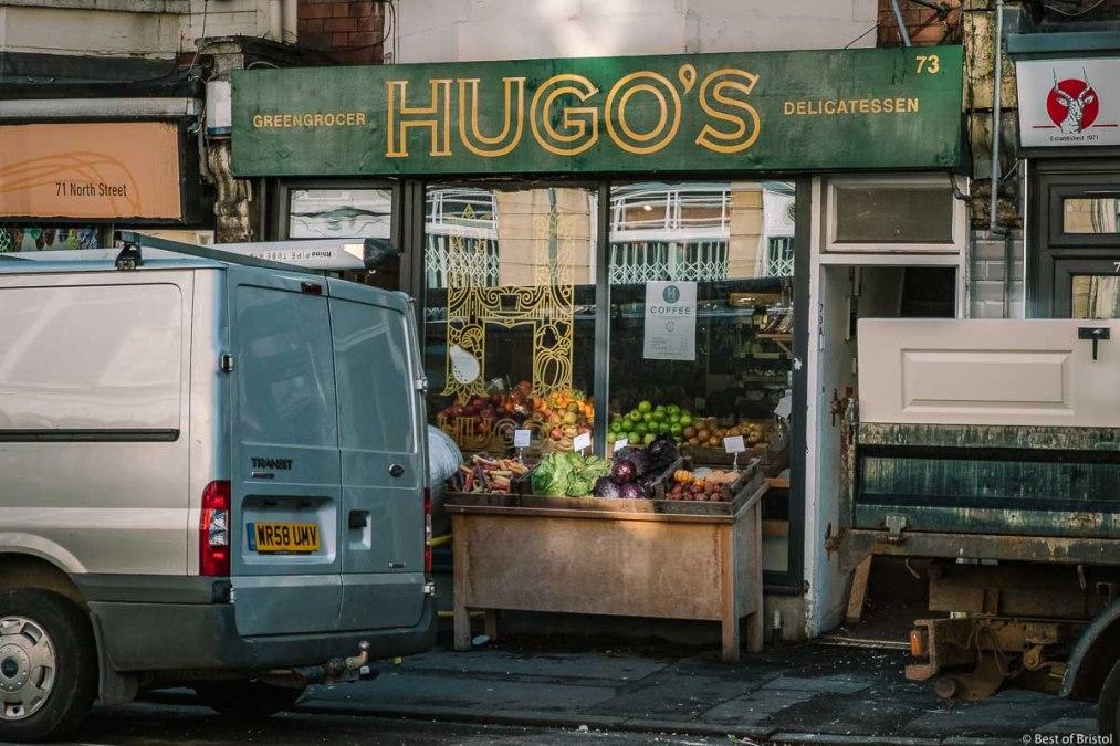 hugo's north street