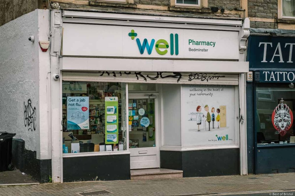 well pharmacy north street