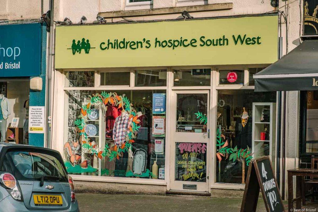 children's hopsice north street