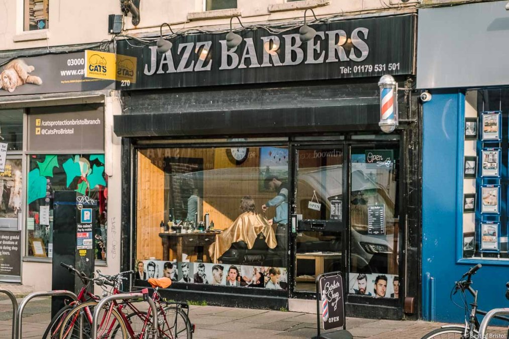 jazz barbers