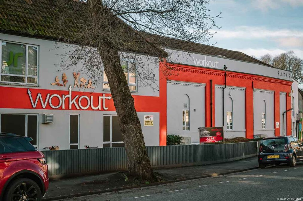workout gym north street