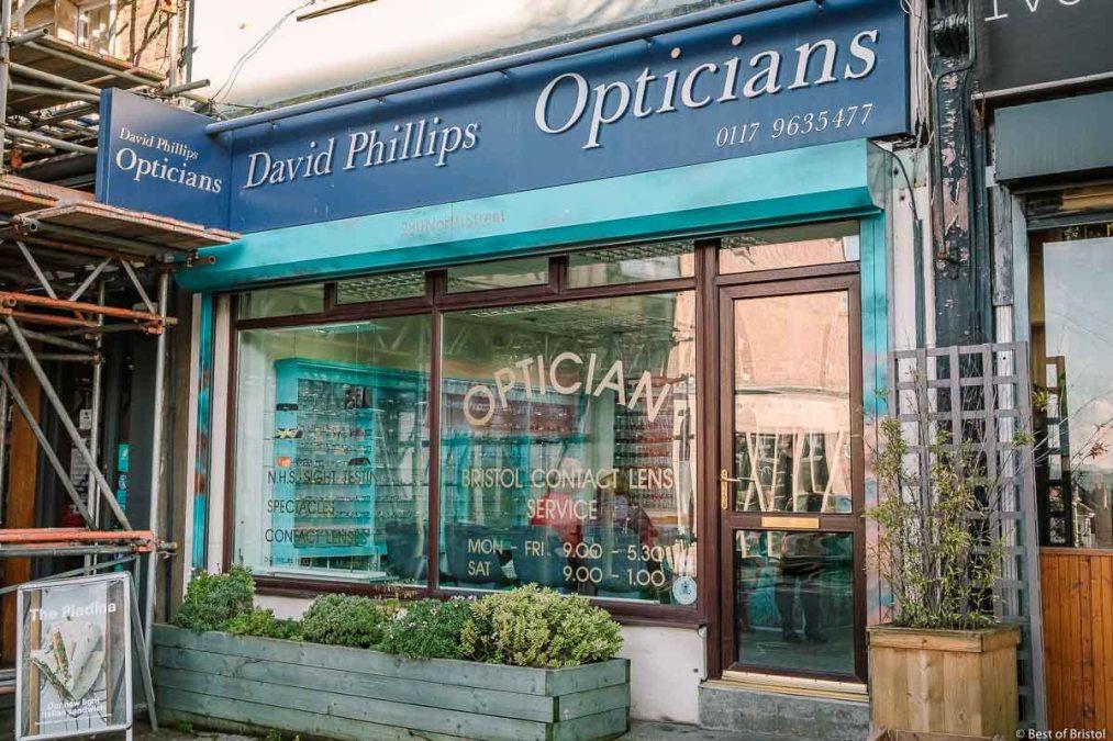 david phillips opticians