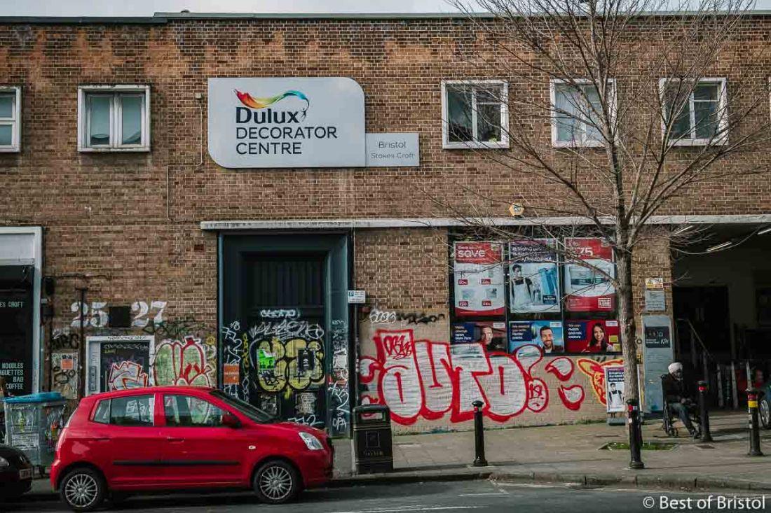 dulux centre stokes croft