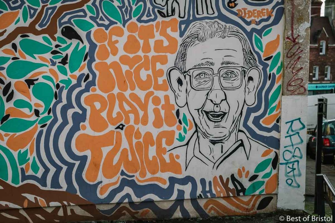 dj derek street art