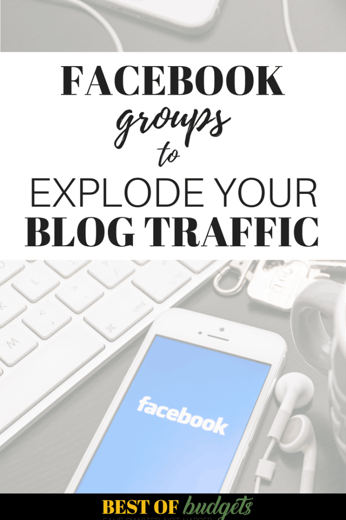 How to Grow Your Blog Income and Traffic with Facebook Groups