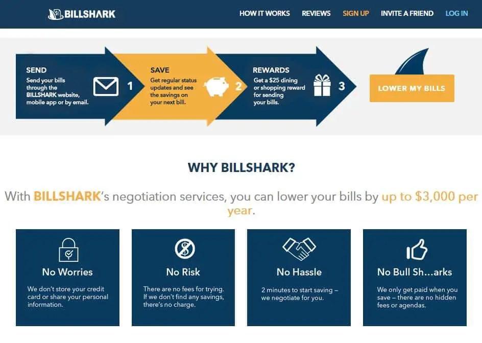 Bill Shark: Bill Negotiating Company