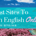 10 Best Sites to Teach English Online and Make Up to $70/hr