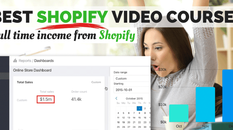 7 Best Shopify Training Courses and Videos to Master Shopify (and Facebook Advertising)