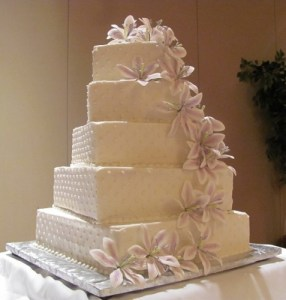 Traditional Wedding Cakes   Best of Cake Traditional Square Wedding Cakes