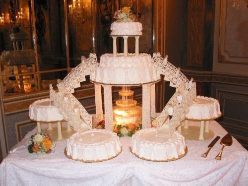 Traditional African Wedding Cakes Photo 3