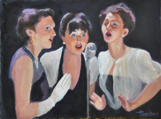 """Hannah Pierce, Eloise Secker, Mabel Jones, performers/creators """"Pants on Fire's Metamorphoses"""" Best of Edinburgh Award Winner 2010"""