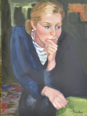 "Ella Hickson, playwright, ""Eight"" Best of Edinburgh Award winner, 2008"