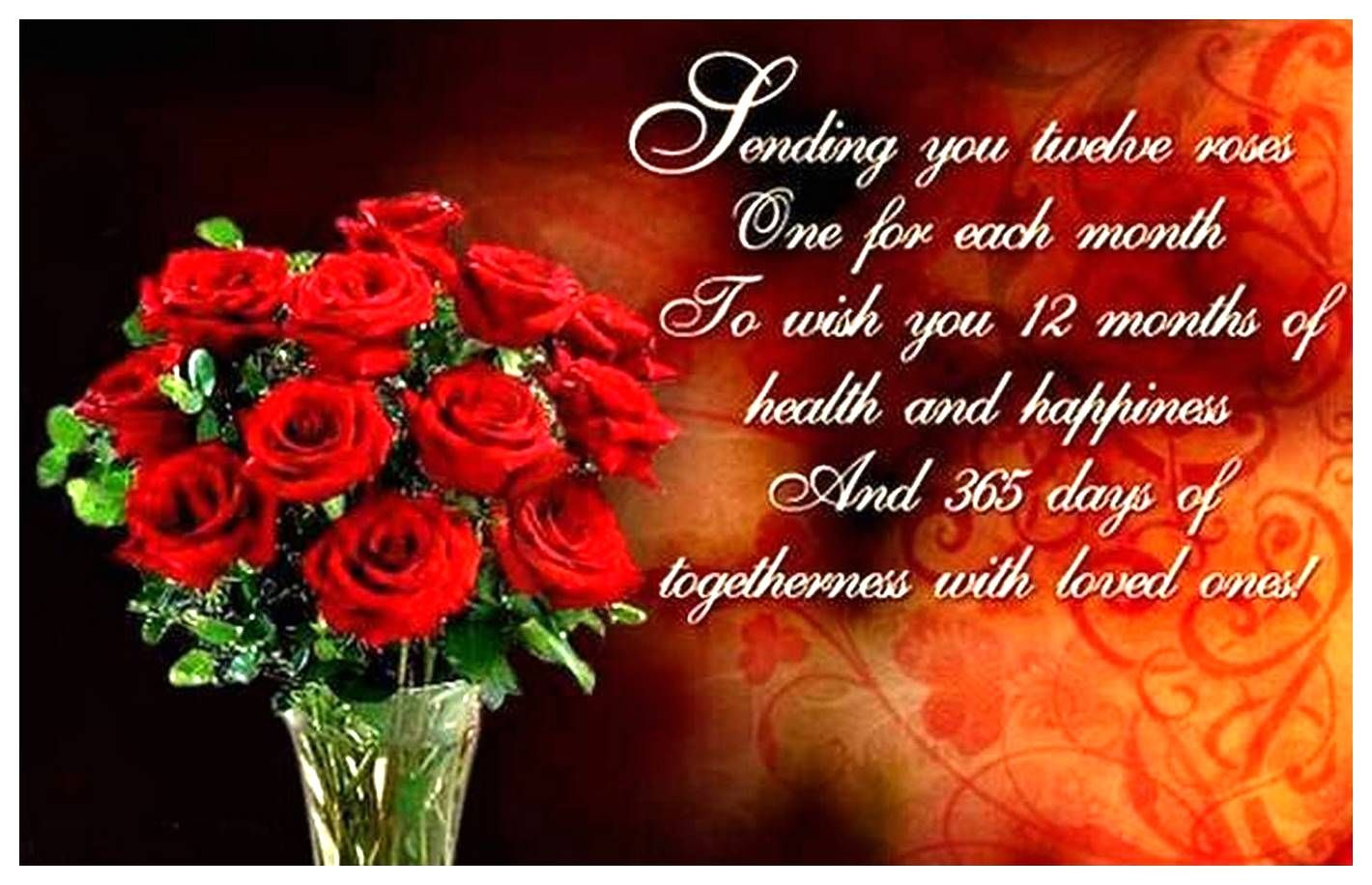 Happy Birthday With New Year Wishes Best Of Forever Quotes
