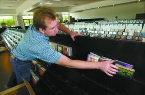 Pueblo Records & Tapes (Gold)