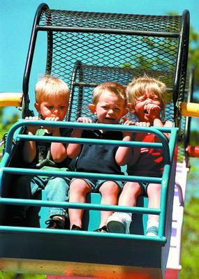 Rides at Pueblo City Park