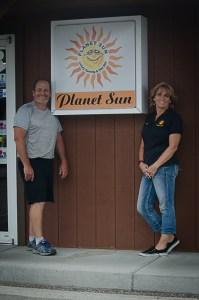 Planet Sun (Bronze)