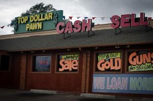 Top Dollar Pawn (Gold)