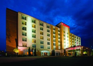 The Courtyard by Marriott is still the top choice for Best Hotel in Pueblo.