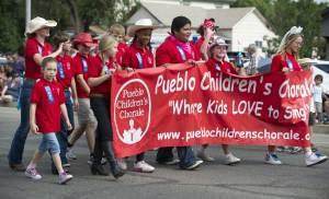 Pueblo Chiildren's Chorale